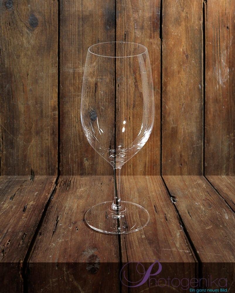 Photoshop Kurs Augsburg - Weinglas
