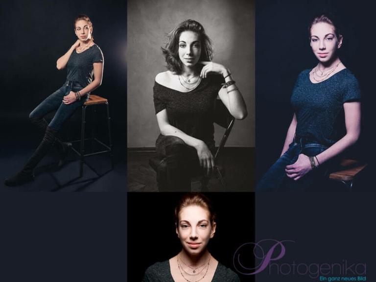 Frauenportrait Charakterportrait